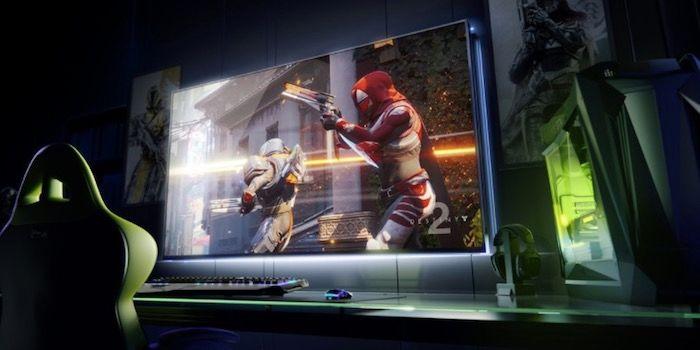 TV Nvidia de 65 pulgadas 4K con Android TV