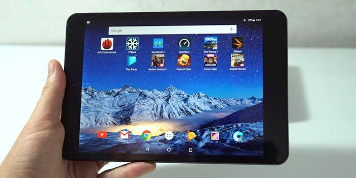 Tablet 8 pulgadas 2K oferta
