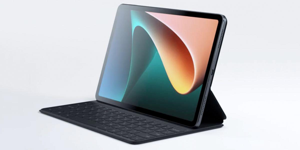 Tablet Mi Pad 5 de Xiaomi