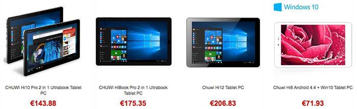 tablets-chuwi-oferta