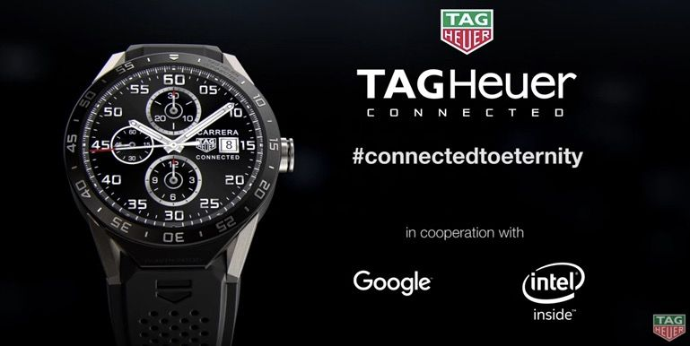 Tag Heuer con Android Wear