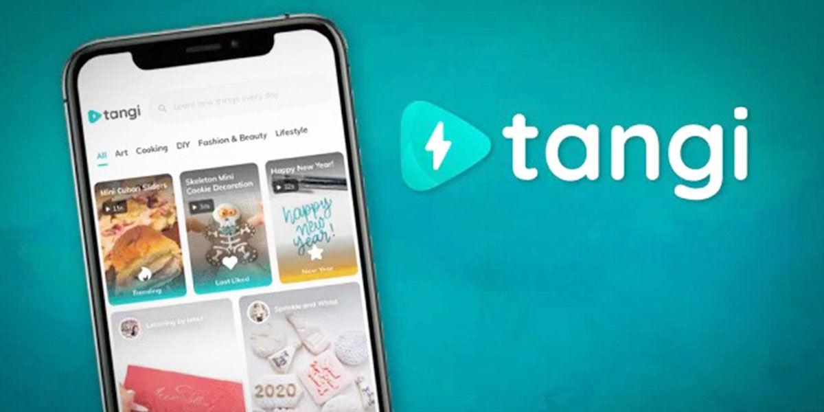 Tangi nueva app