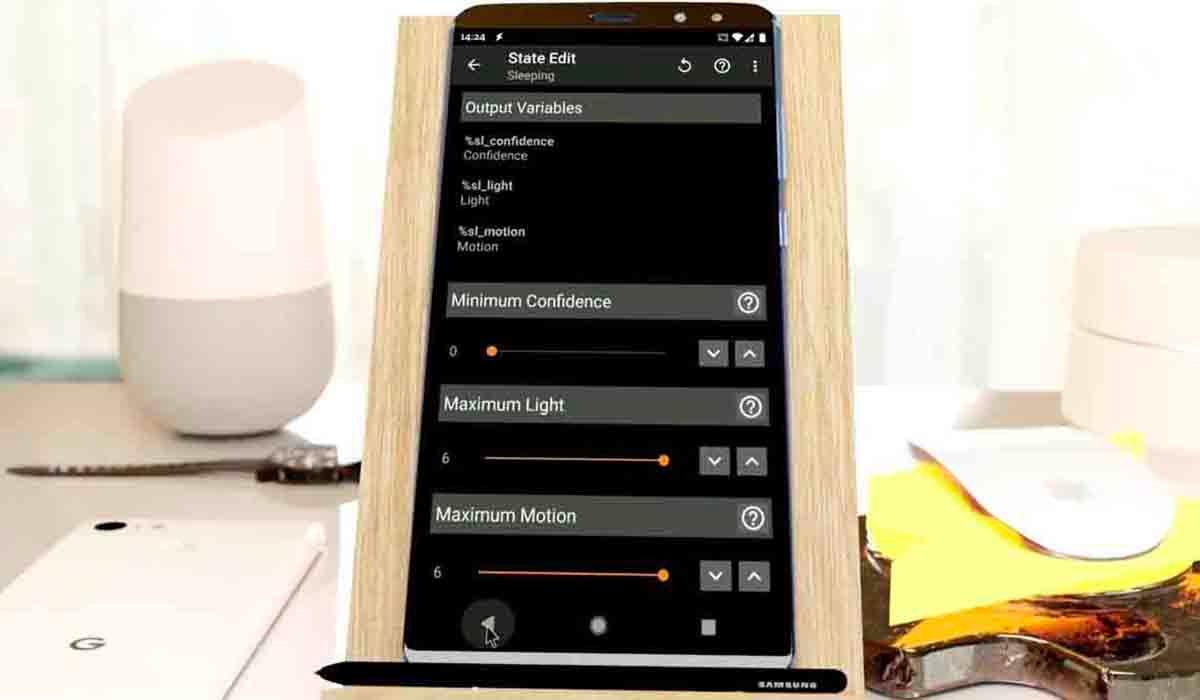 Tasker la app para medir el sueño desde tu móvil
