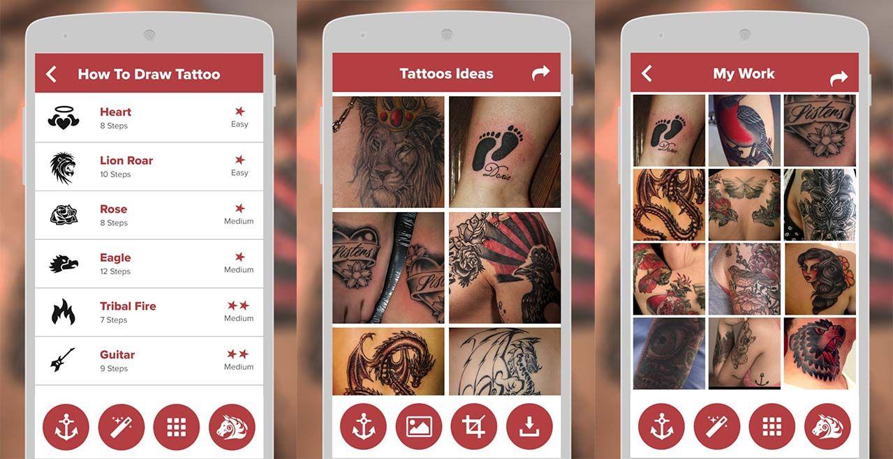 Tattoo Ideas Android