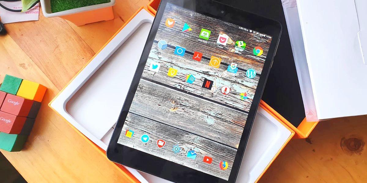 Teclast M89 Pro tablet barata