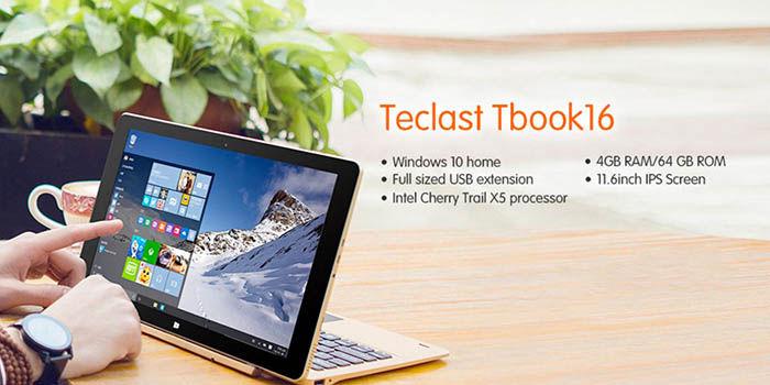 Teclast Tbook 16
