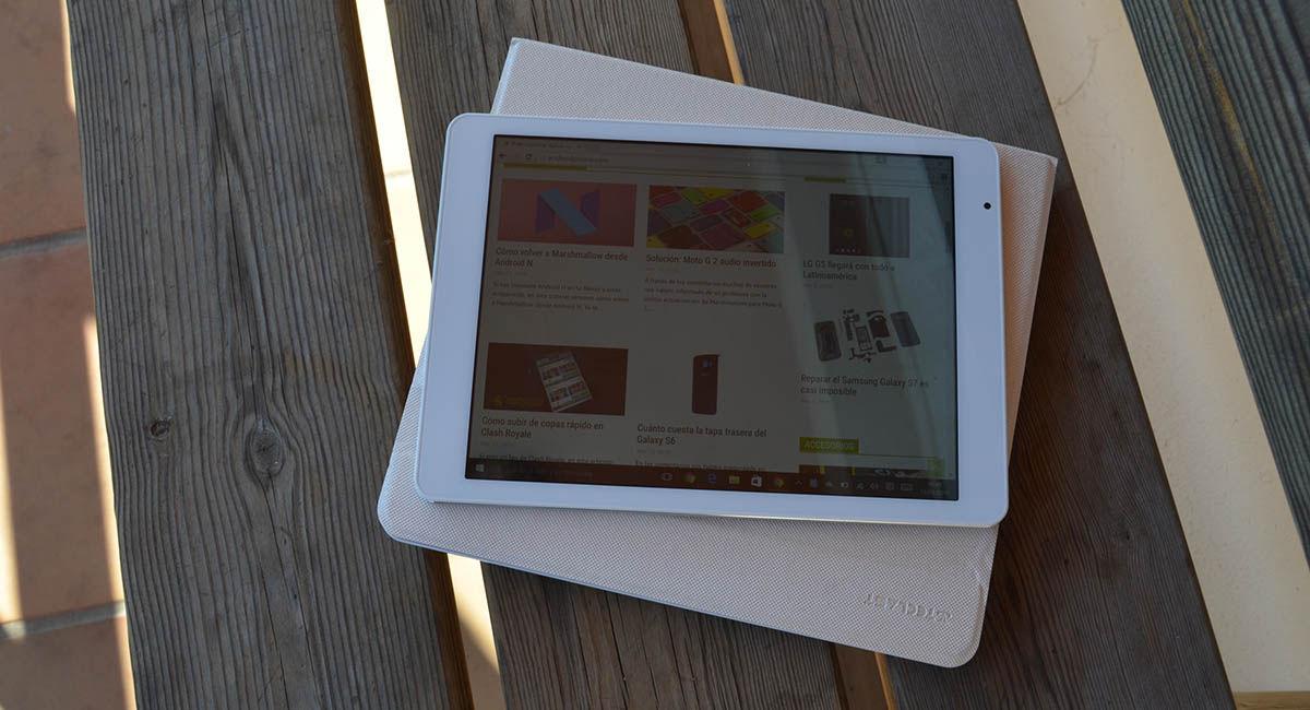 Teclast X98 Plus Androidphoria