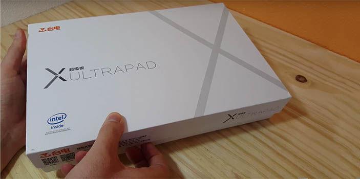 Teclast X98 Plus caja