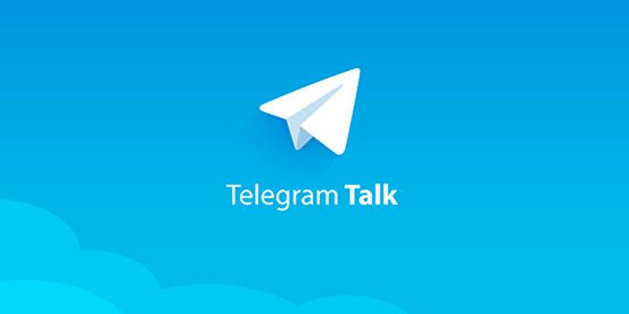 Telegram Hablar