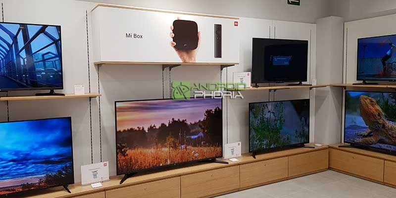 Televisiones Xiaomi en Espana