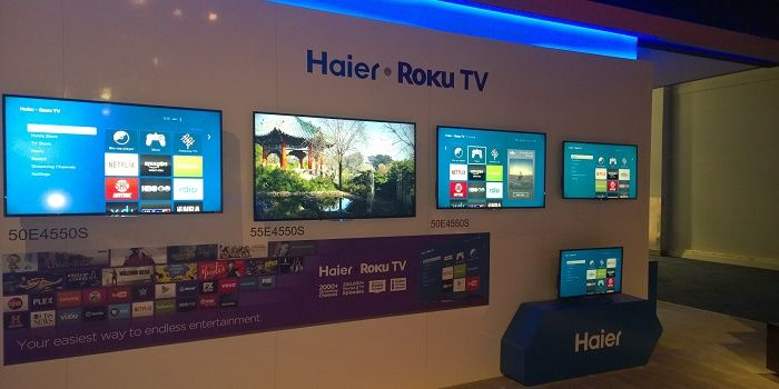 Televisores Android Haier