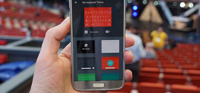 Temas teclado Android N