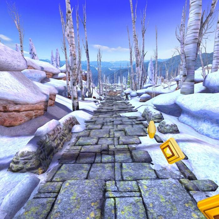 Temple Run VR gratis para Oculus Go