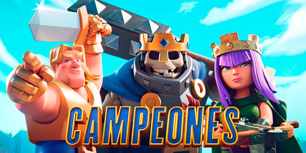 Temporada 29 Clash Royale Los Campeones llegan a la arena