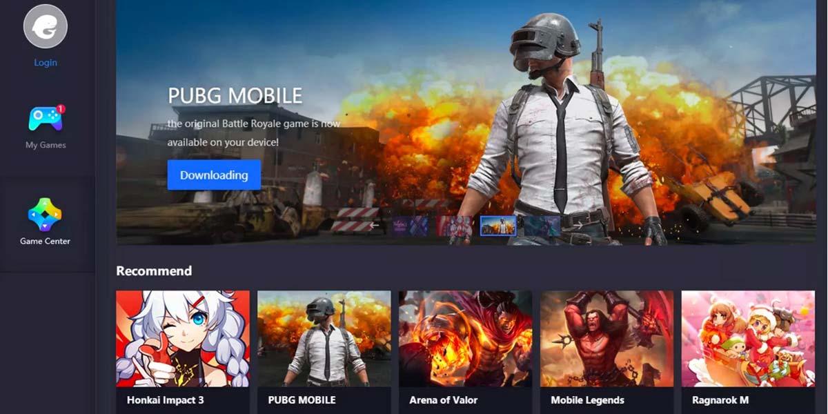 Emulador Android™ para ordenador Tencent Gaming Buddy