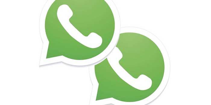 Tener el mismo WhatsApp 2 Android