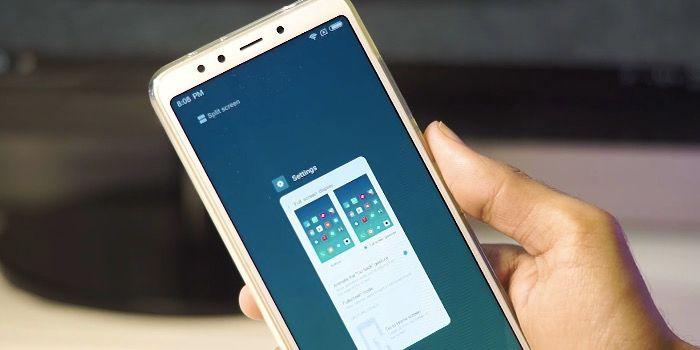 Tener los gestos del iPhone X en el Redmi 5 Plus