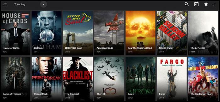 Terrarium TV para Android