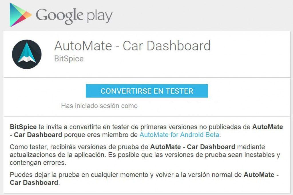 Tester de AutoMate