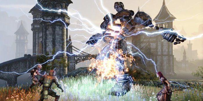 The Elder Scrolls Blades salud