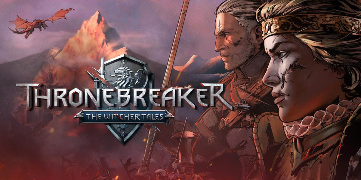 The Witcher Tales Thronebreaker android