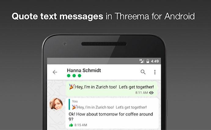 Threema para Android