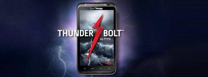Thunderbolt HTC