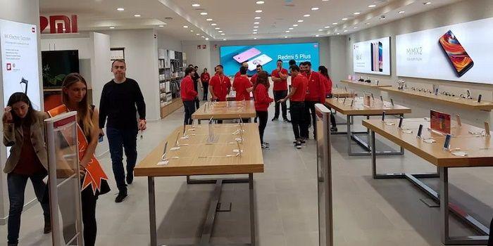 Tiendas oficiales de Xiaomi en España