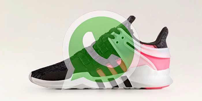 Timo adidas WhatsApp