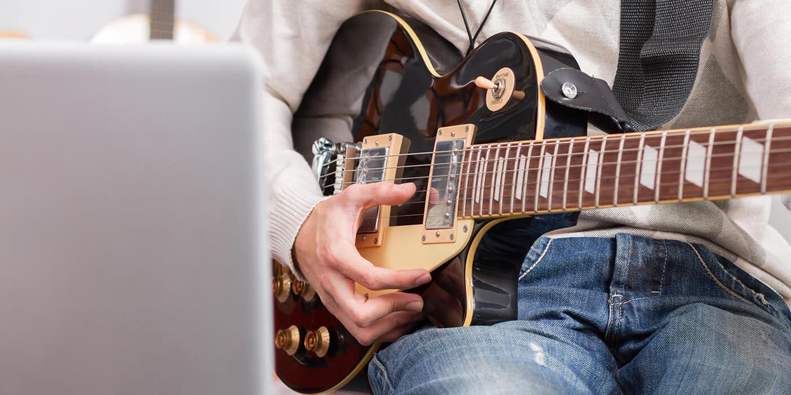 Tocar instrumentos musicales YouTube