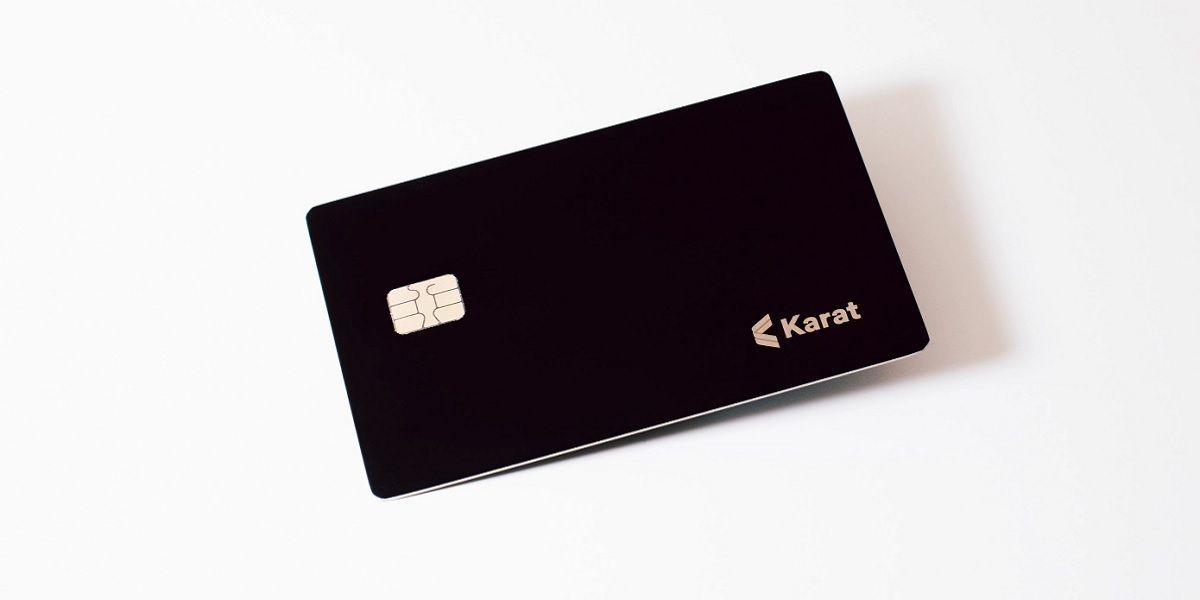 Toda la informacion sobre Karat, la tarjeta de credito solo para influencers