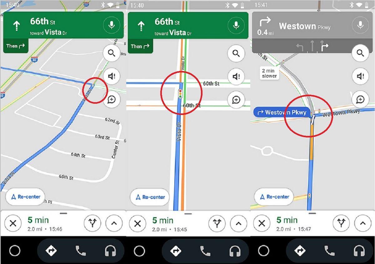 Todo lo que tienes que saber sobre la muestra de los semaforos en Google Maps