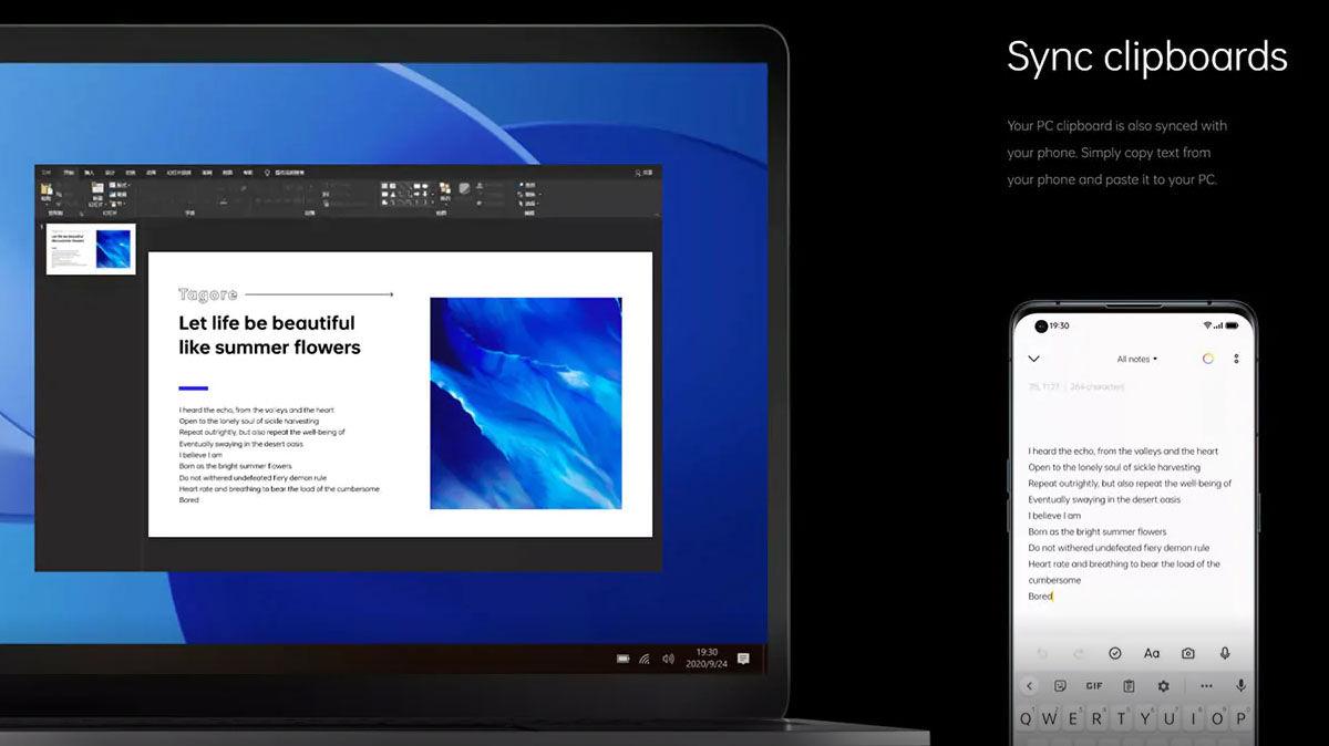 Todo sobre Realme PC Connect el programa de conexión de móviles Realme a tu ordenador