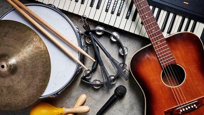 Todos los instrumentos que puedes tocar en YouTube