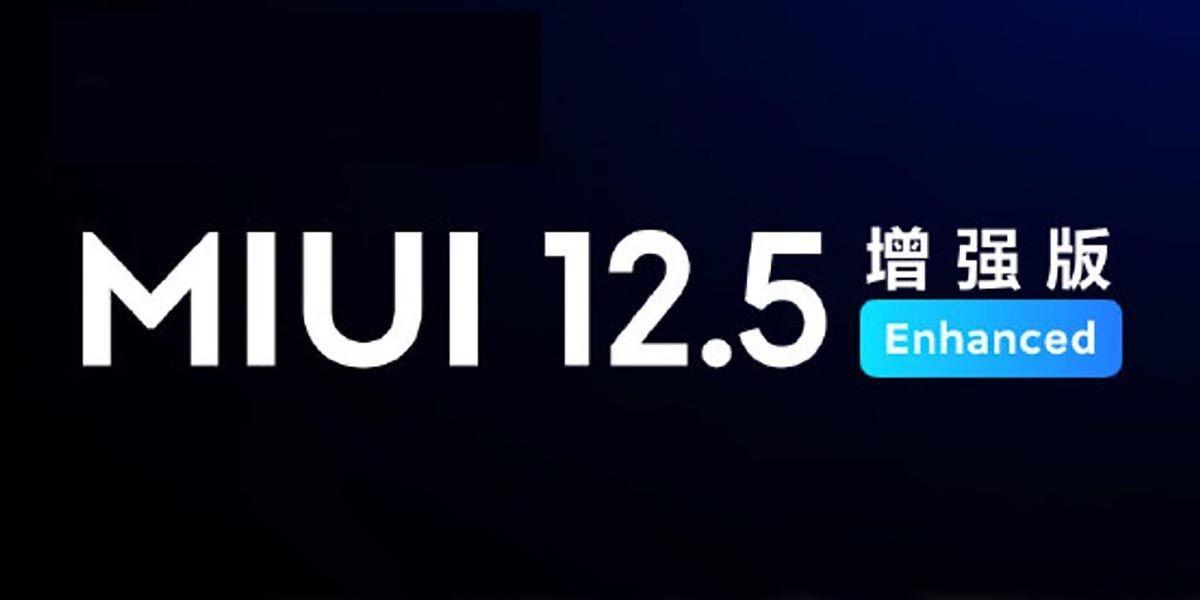 Todos los móviles compatibles Xiaomi con la nueva update de MIUI 12.5 Enhanced Edition