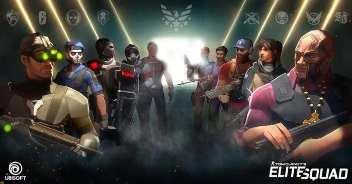 Tom Clancy Elite Squad Android