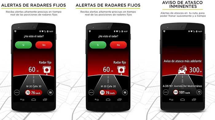 TomTom radares para Android