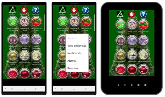 Tonos de navidad para Android