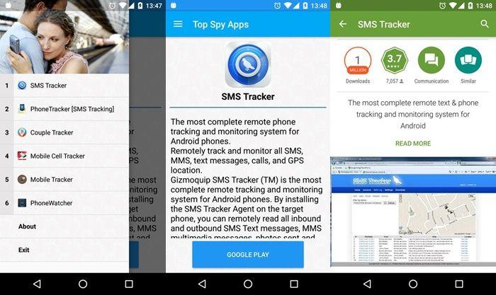 Top Spy Apps