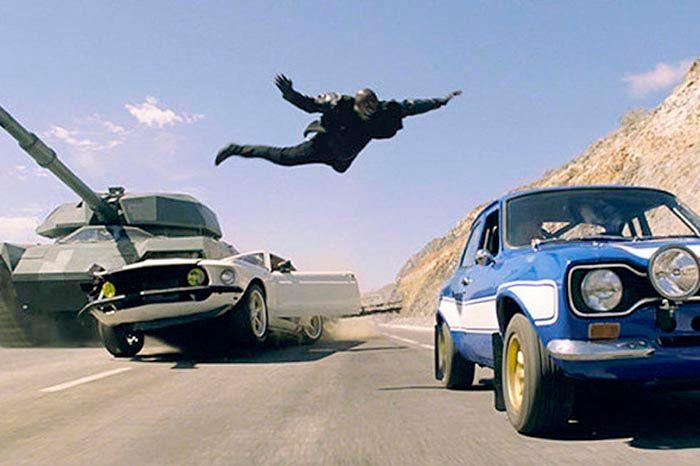 Toretto Rapidos y Furiosos