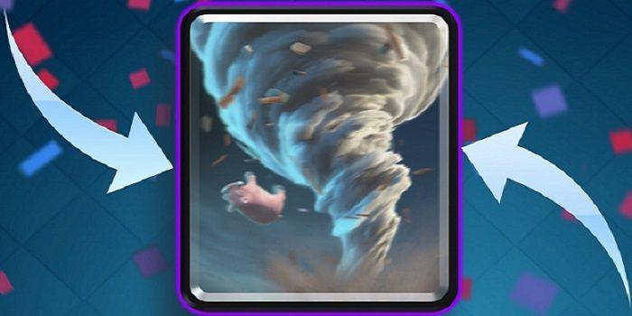 Tornado Clash Royale