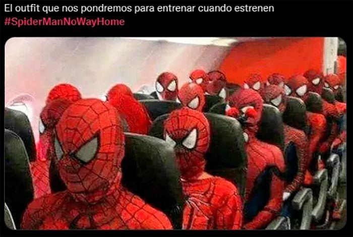 Trailer Spider Man meme