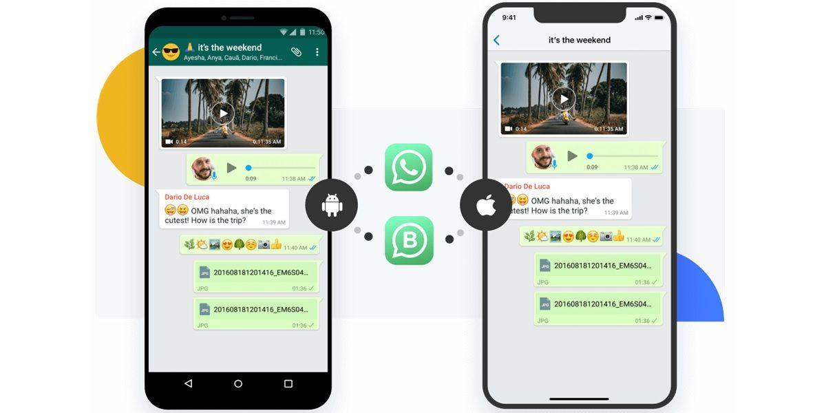 Transferencia de Whatsapp o Whatsapp Business de Ultfone