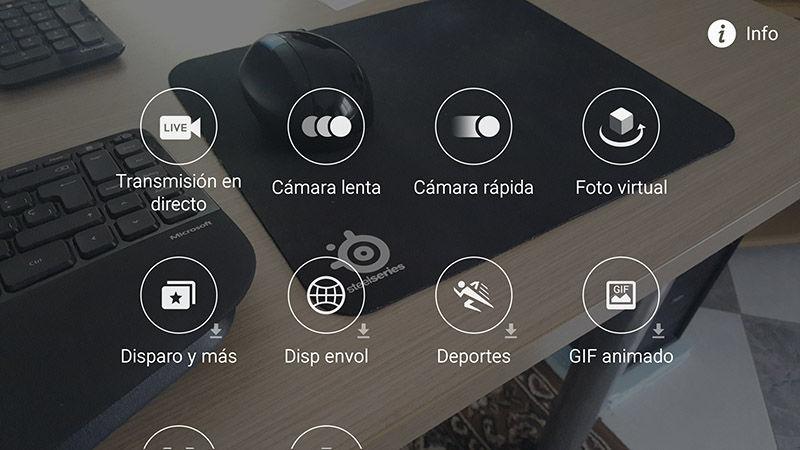 Transmisión en directo Galaxy S6