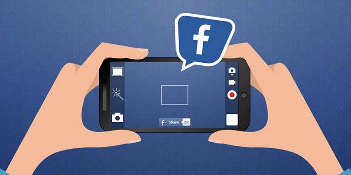 Transmision en directo Facebook 2016