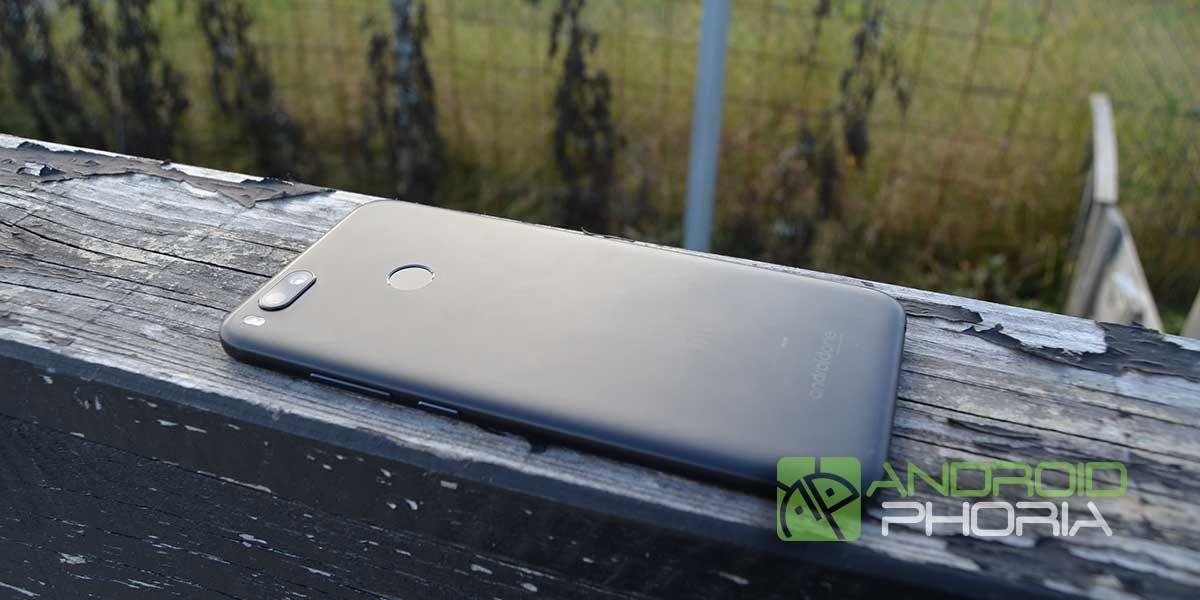 Trasera Xiaomi Mi A1