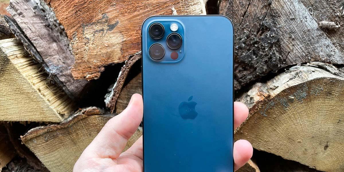 Cámara del iPhone 12 Pro