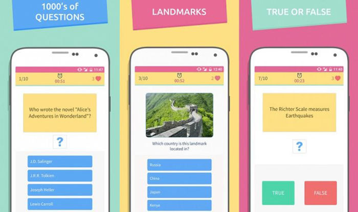 Trivia 360 para Android