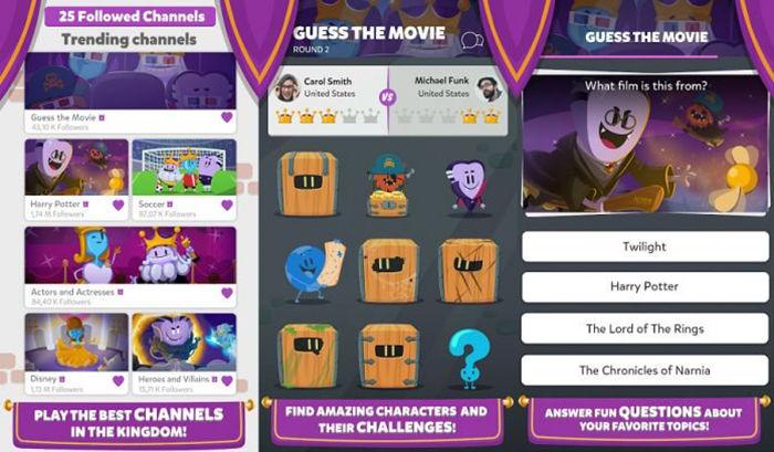 Trivia Crack Kingdoms para Android
