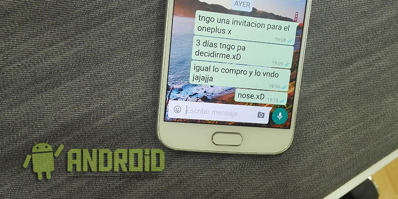 Truco audios WhatsApp